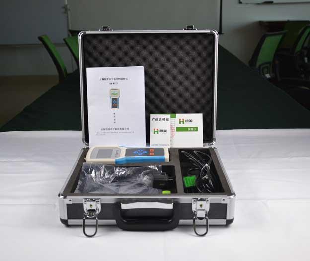 便携式土壤水分测定仪 HM-SW
